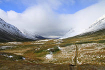 Landschaft im Sarek Nationalpark (07) by Karina Baumgart