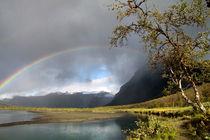 Regenbogen im Sarek Nationalpark, Schweden (05) by Karina Baumgart