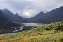 Landschaft im Sarek Nationalpark (06) by Karina Baumgart