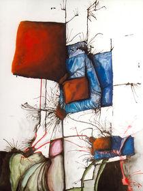 Quadratur des Kissens von Jojo Darski