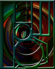 Abstract Art 09201206 by Boi K' BOI