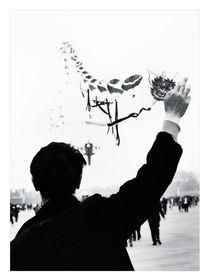 Kite Man von Linde Townsend