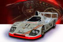 Porsche 936/81 Spyder von Stuart Row