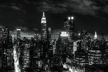 Monochrome City by Andrew Paranavitana