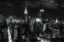 Monochrome City von Andrew Paranavitana