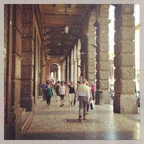 Bologna, via Rizzoli von Azzurra Di Pietro