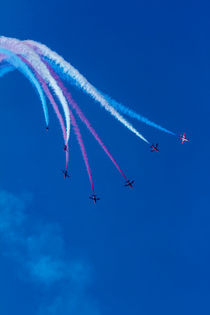 Red Arrows von Christopher Kelly
