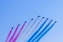 Red Arrows by Christopher Kelly
