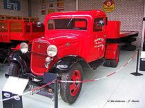 Klassischer Truck, Oldtimer von shark24