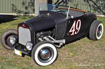 Hot-Rod aus den 30er Jahren, US-Car by shark24