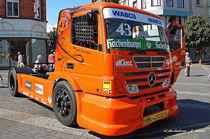 Race-Truck, Renn-LKW, Motorsport von shark24