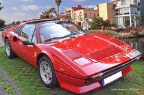 "Ferrari 308 GTS - ""Magnum-Ferrari"" von shark24"