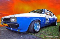 Ford Capri RS, ein Meilenstein der Automobilgeschichte von shark24