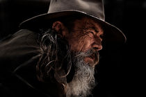 Akubra man by Sheila Smart