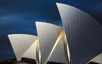 Sydney Opera House  von Sheila Smart