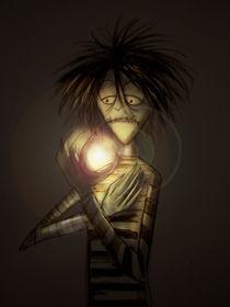 Mr.Len and the light by Amir Shahlan Amiruddin