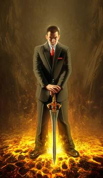 Blade Of Fire von George Patsouras