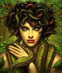 Medusa by George Patsouras