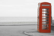 Telephone Booth von aremak