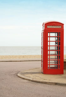 Telephone Booth by aremak