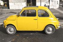 Yellow Car von aremak