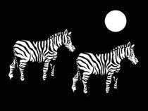Zebras by Elke Balzen