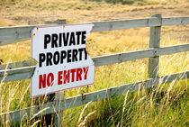 Private Property von aremak