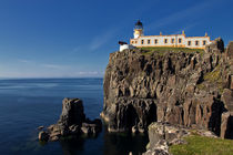 Neist Point Lighthouse by David Pringle