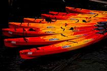 Kayaks by Sheila Smart