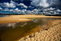 Narrabeen Lagoon von Sheila Smart