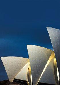 Sydney Opera House by Sheila Smart