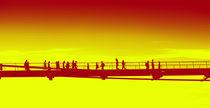 Millenium Bridge London von aremak