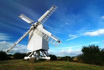 Old Windmill von aremak