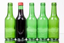 Wine Bottles von aremak