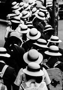 Sea of Hats by Sheila Smart