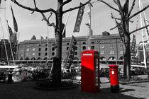 St katherine's Dock von David Pyatt