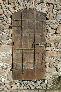 Antique Door von aremak