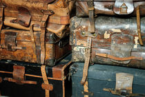 Old Suitcases by aremak