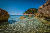 Bucht auf Menorca von gfischer