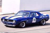 Camaro 68-Racing, Oldtimer, Us-Car von shark24