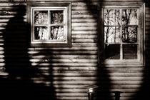shadows on the wall von Elena Laska