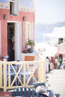Santorini von Sam Loman