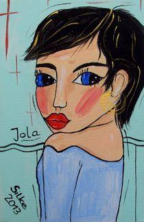 """Jola"" by Silke Heil-Sandberg"