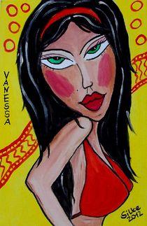 """""""Vanessa"""" by Silke Heil-Sandberg"""