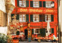 Hotel Weinstube Löwen in Meersburg am Bodensee von Matthias Hauser