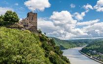 Burg Liebenstein 36 by Erhard Hess