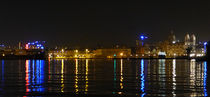 Lumières sur la ville by blackscreen