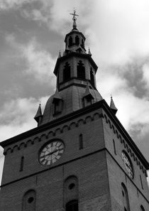 Oslo Kirke by Karsten Hamre