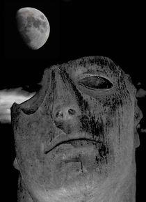 Moon Face by Kayan Özgenc
