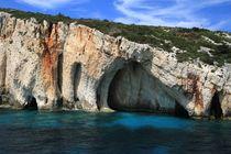 Blue Caves von Karsten Hamre